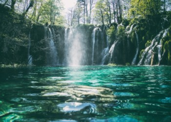 Replenished by Living Waters