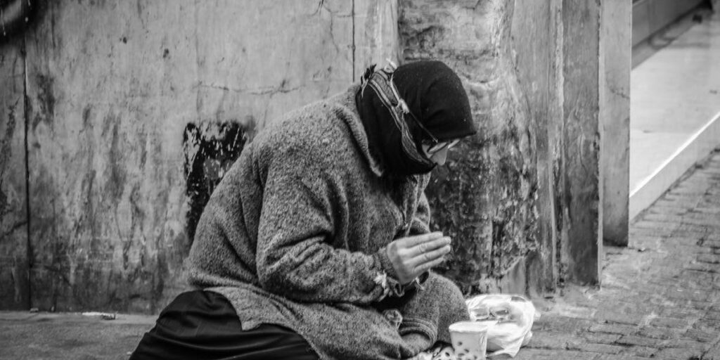 Remember the Poor I Daily Walk Devotion