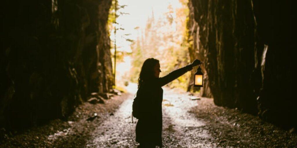 Come Into the Light I Daily Walk Devotion