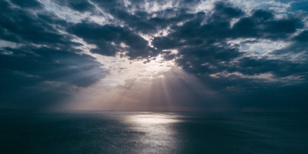 Jesus is Coming on the Clouds I Daily Walk Devotion
