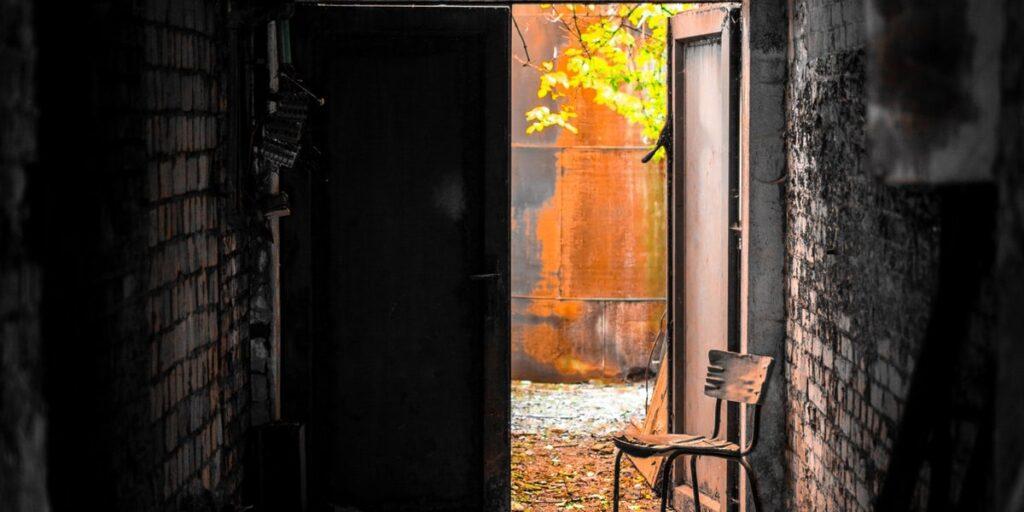 An Open Door No One Can Shut I Daily Walk Devotion